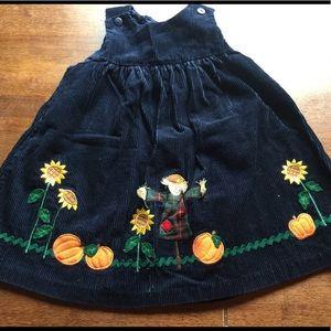 Fall Dress (Toddler)